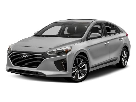 Hyundai Ioniq 2018 4-door hatchback