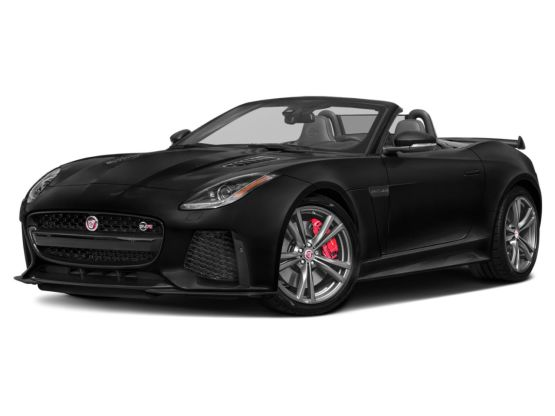 Jaguar F-Type 2018 convertible