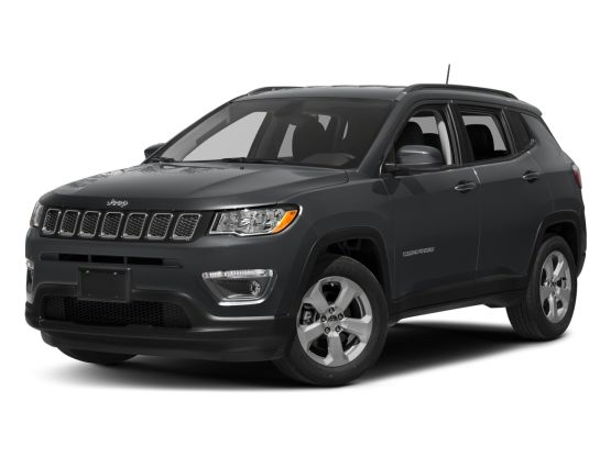 Jeep Compass 2018 4-door SUV