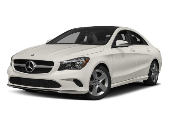Mercedes-Benz CLA 2018 sedan