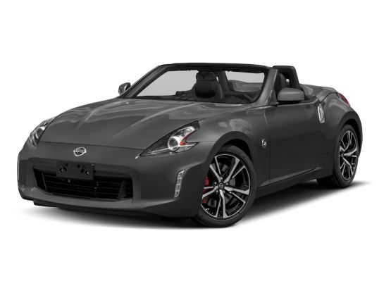 Nissan Z 2018 coupe