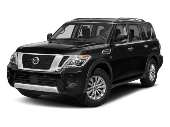 Nissan Armada 2018 4 Door SUV