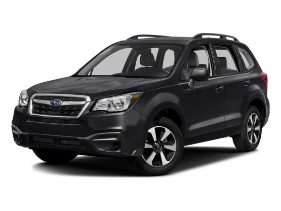 Subaru Forester 2018 4-door SUV