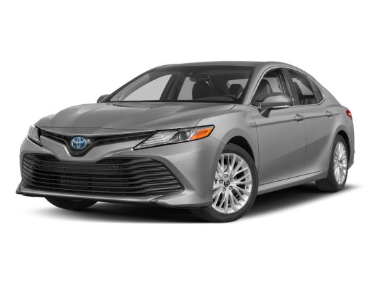 Toyota Camry 2018 Sedan