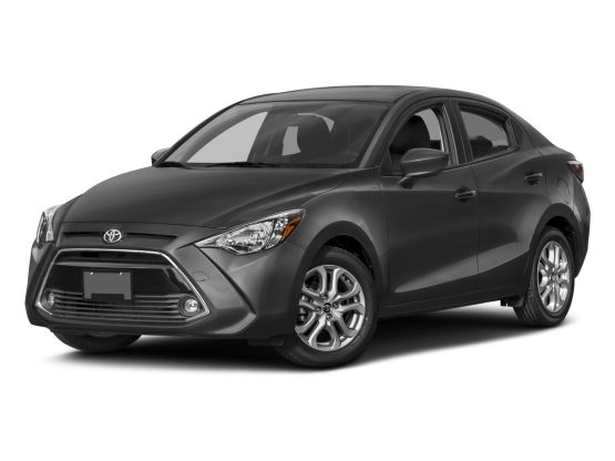 Toyota Yaris iA 2018 sedan