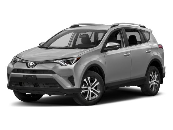 Toyota Rav4 2018 4 Door Suv
