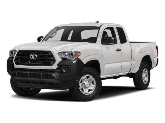 Toyota Tacoma 2018 Crew Cab