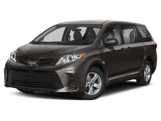Elegant Toyota Sienna 2018 Minivan