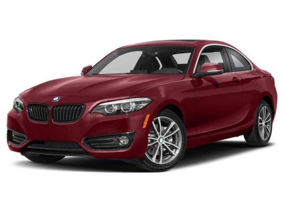 BMW 2 Series 2019 coupe