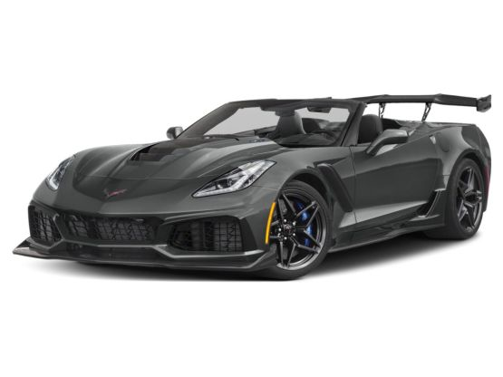 Chevrolet Corvette 2019 2-door hatchback