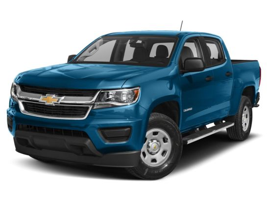 Chevrolet Colorado 2019 crew cab