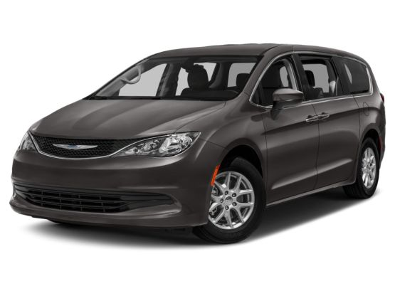 Chrysler Pacifica 2019 minivan