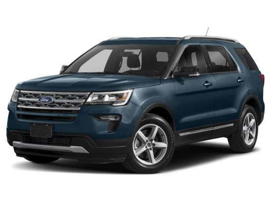 Ford Explorer 2019 4-door SUV