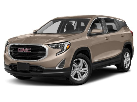 GMC Terrain 2019 4-door SUV