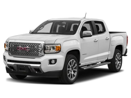 GMC Canyon 2019 crew cab