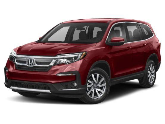Honda Pilot 2019 4 Door SUV