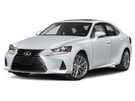 Lexus IS 2019 sedan