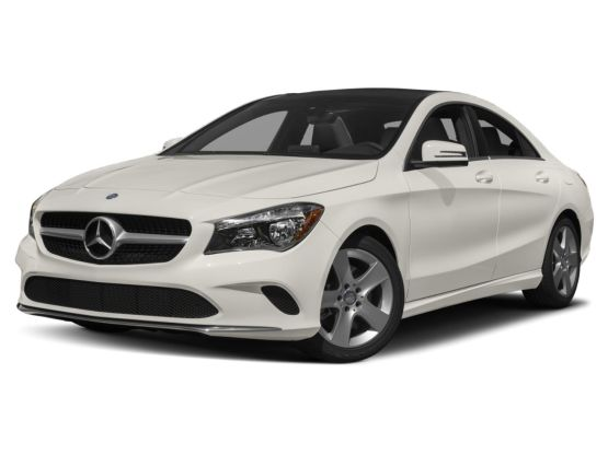 Mercedes-Benz CLA 2019 sedan