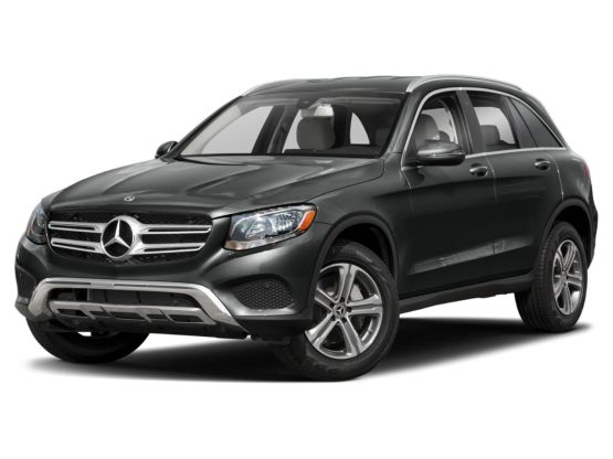 Mercedes-Benz GLC 2019 4-door SUV