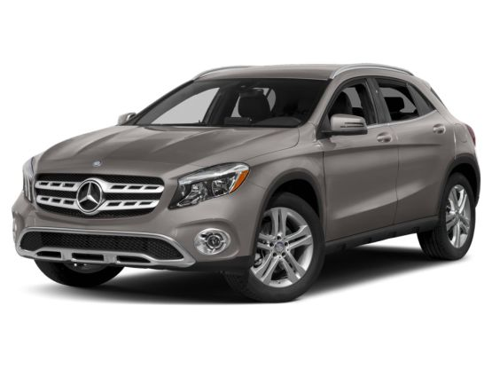 Mercedes-Benz GLA 2019 4-door SUV