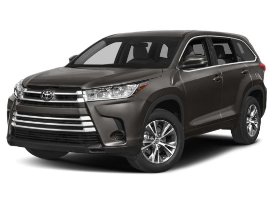 Toyota Highlander 2019 4-door SUV
