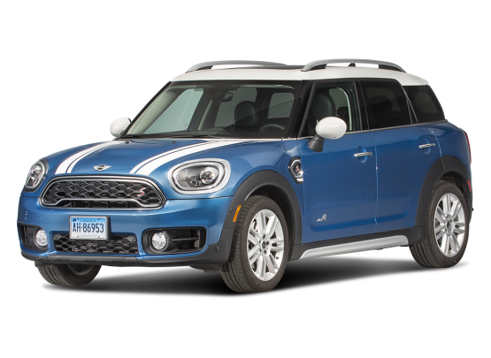 mini cooper countryman - consumer reports