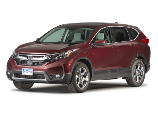 Honda Cr V 2019 4 Door Suv