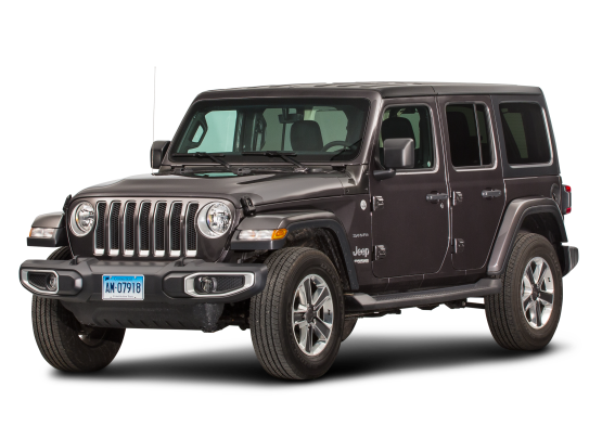 Jeep Wrangler 2019 4-door SUV