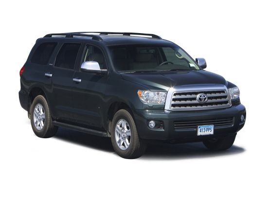 Toyota Sequoia 2018 4-door SUV