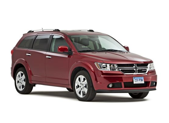 Dodge Journey 2018 4-door SUV