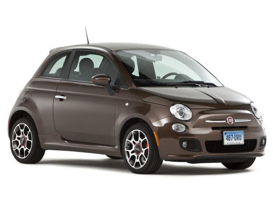 Fiat 500 2018 2-door hatchback