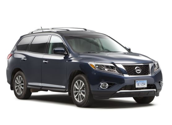 Nissan Pathfinder 2019 4-door SUV