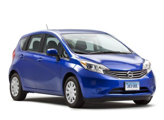 Nissan Versa Note 2019 4 Door Hatchback