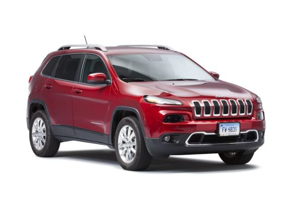 Jeep Cherokee 2018 4-door SUV