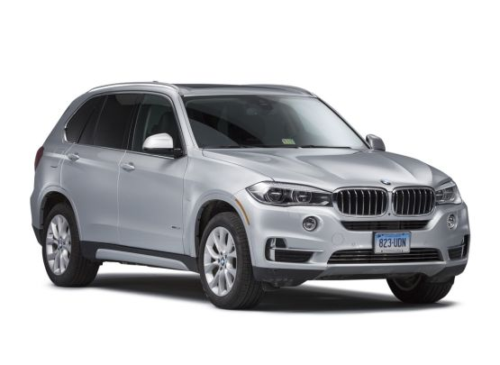 BMW X5 2018 4-door SUV