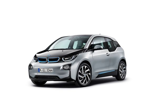 BMW i3 2019 4-door hatchback