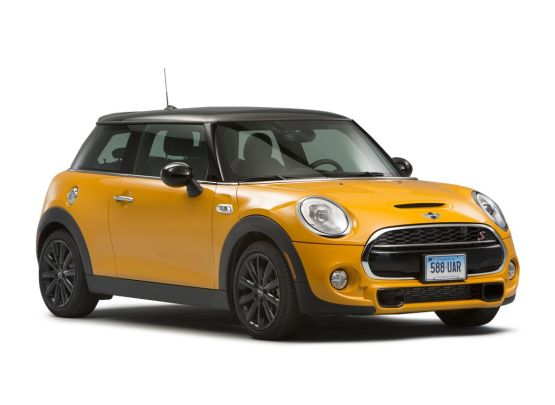 Mini Cooper 2017 2-door hatchback