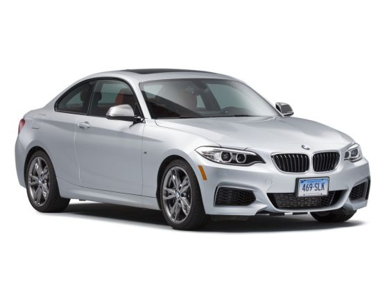 BMW 2 Series 2018 coupe