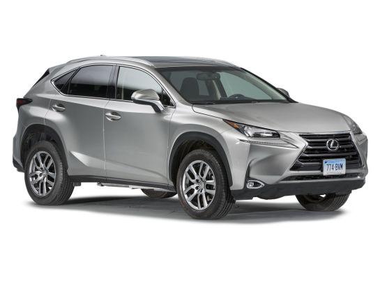 Lexus Nx 2019 4 Door Suv