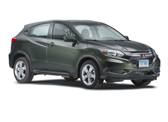 Honda HR-V 2018 4-door SUV