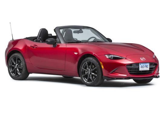 Mazda MX5 Miata  Consumer Reports