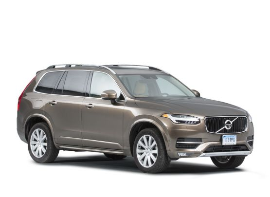 Volvo XC90 2018 4-door SUV
