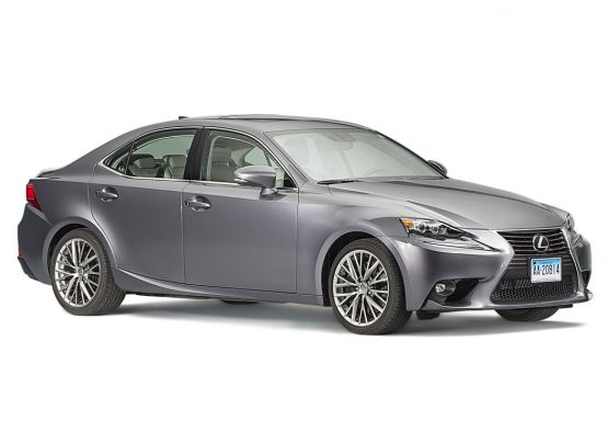 Lexus IS 2018 sedan