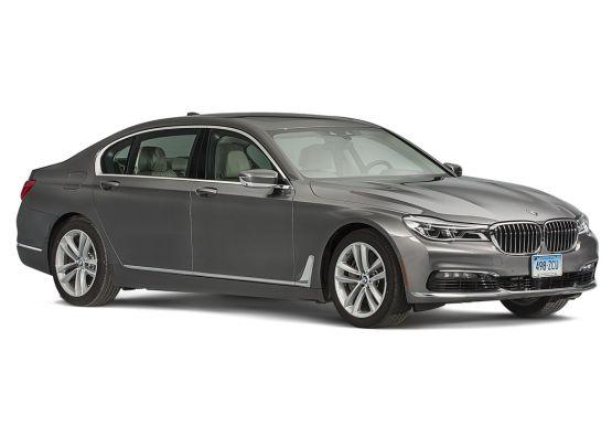 Bmw 7 Series 2019 Sedan