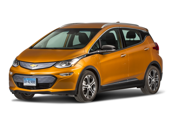 Chevrolet Bolt 2018 4-door hatchback