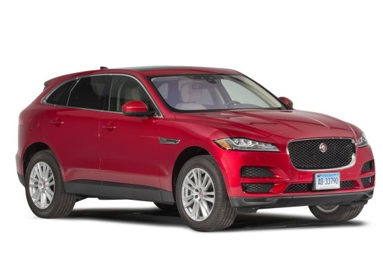 Jaguar F Pace 2019 4 Door Suv