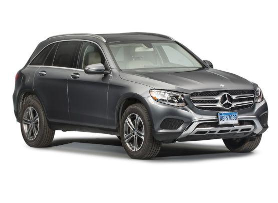 Mercedes Benz GLC Consumer Reports