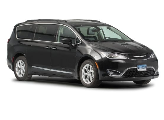 Chrysler Pacifica 2018 minivan