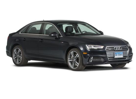 Audi A4 2019 Sedan