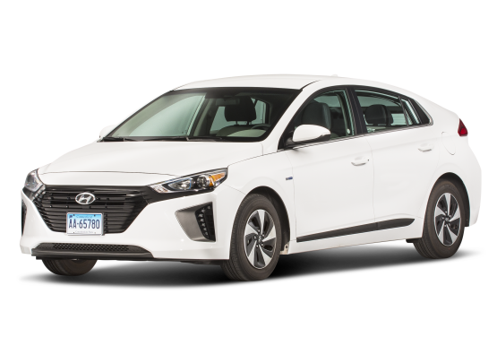 Hyundai Ioniq 2019 4-door hatchback